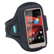 Sport Armband for Droid Razr Maxx HD with OtterBox Commuter/Defender Case - AB85
