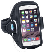 Sport Armband for iPhone 8 7 6s and 6 Plus - fits with No Case up to a Medium Case - AB91