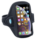 Sport Armband for iPhone Xs Max, Xr, 8 7 6s and 6 Plus - fits with No Case up to a Medium Case - AB91