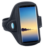 Sport Armband for Galaxy S8+ or S9+ (Plus) - with No Case to Slim Case - AB91