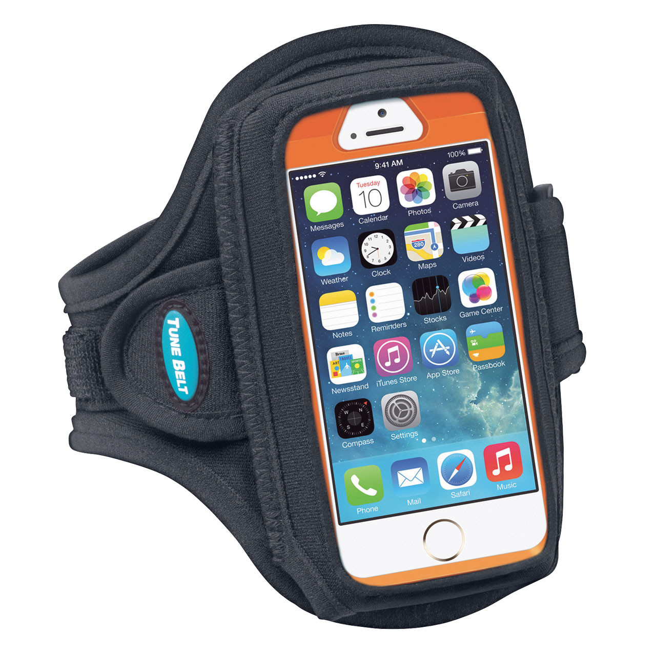 quality design 04ae7 82e41 Sport Armband | iPhone 5S/5/5C with OtterBox Defender Series Case ...