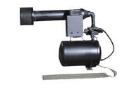 Machine gun blaster halloween animated prop