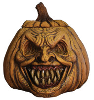 Pumpkin scary candy bowl