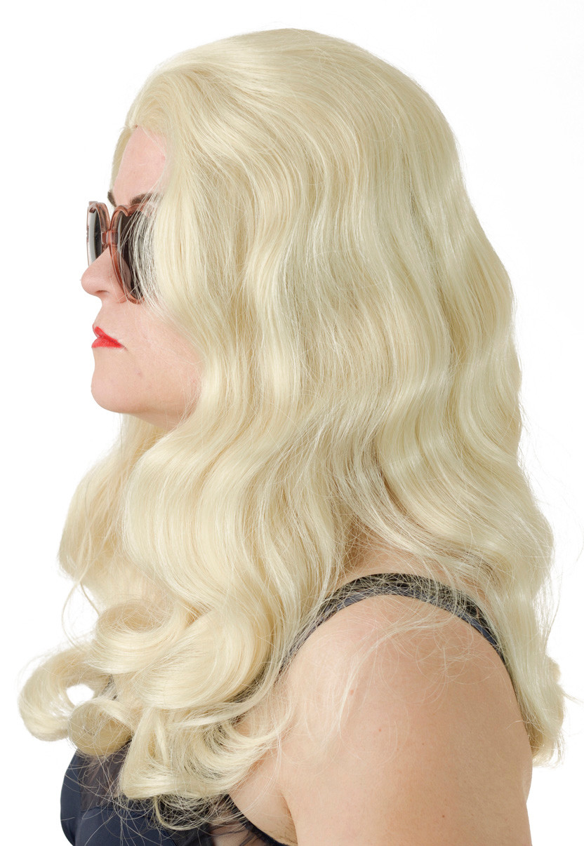 veronica lake blonde wig. Larger   More Photos a69f8cc5a687