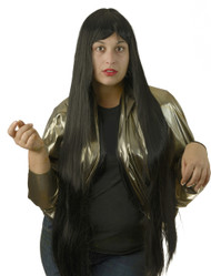 cher 1960s costume wig