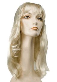 britney spears wig blond pageboy wig long glamorous