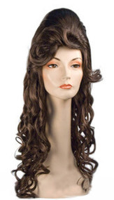 amy winehouse beehive 60s wig long and curly wig