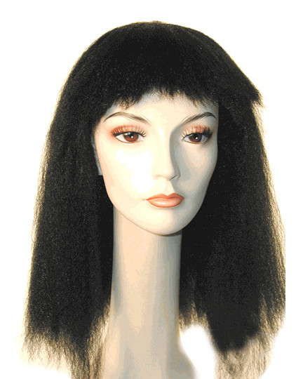 flat and straight diva diana ross costume wig