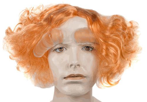 mad hatter johnny depp alice in wonderland wig wigs costume