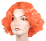 frenchy grease costume wig
