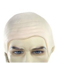 walter white breaking bad bald cap wig costume