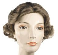 Classic Flip Style Ethel Mertz Wig