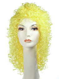 Yellow Clown Wig