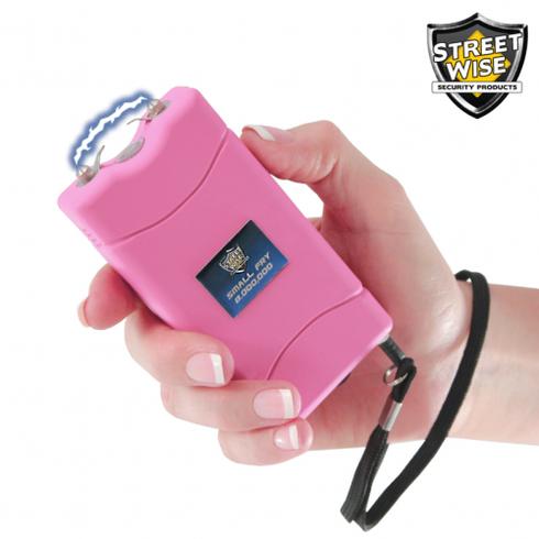 streetwise-small-fry-pink-stun-gun