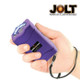 Jolt Purple 46 Million Volt Mini Stun Gun