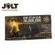 Jolt 36,000,000 Black Mini Stun Gun 5 Year Warranty