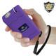 Streetwise 8.8 Million Volt Small Fry Stun Gun in Purple