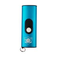 Streetwise USB Secure Key chain 22 Million Volts Stun Gun, Blue- Looks Like a USB Stick
