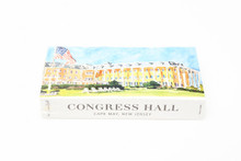 Congress Hall Watercolor Matches