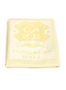 Congress Hall Crest Tea Towel