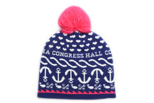 Congress Hall Whale Beanie