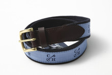 Congress Hall Monogram Club Belt