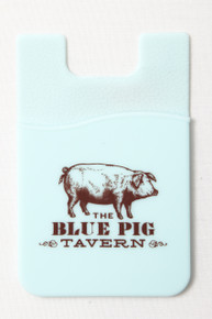 Blue Pig Tavern Phone Wallet