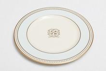 Congress Hall Bicentennial Salad & Dessert Plate