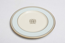 Congress Hall Bicentennial Dinner Plate