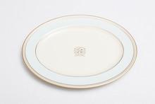 Congress Hall Bicentennial Oval Serving Platter