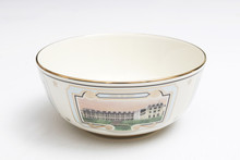 Congress Hall Bicentennial Commemorative Bowl