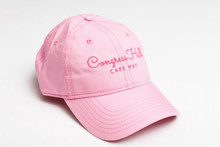 Congress Hall Script Hat - Pink