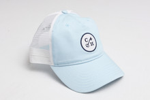 Congress Hall Monogram Trucker Hat