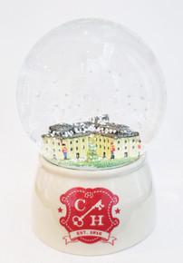 Congress Hall snow globe