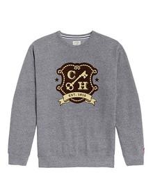 Crest tri-blend Crewneck Sweatshirt