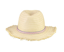 Snapper Rock Kids Boho Straw Hat