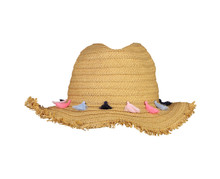 Snapper Rock Girl's Tassel Hat