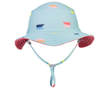 Snapper Rock Maritime Fliers Reversible Bucket Hat