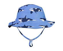 Snapper Rock Orca Ocean Reversible Bucket Hat