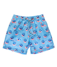 Snapper Rock Boy's French Riviera Volley Board Shorts
