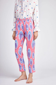 Nimo With Love Amber Pants - Pink Blue