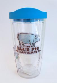 Blue Pig Tervis Tumbler (16oz)