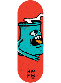 New Smokestack Graphic Deck - Blue Monster