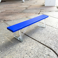 Homewood Park Bench Blue (NEW!)