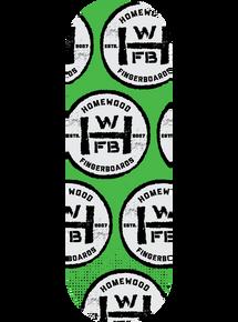 Homewood Badge Deck - Green