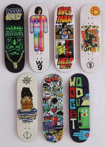 Woodguest 30mm Graphic Deck