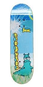 Homewood Alien Slug Graphic Deck - RETIRED