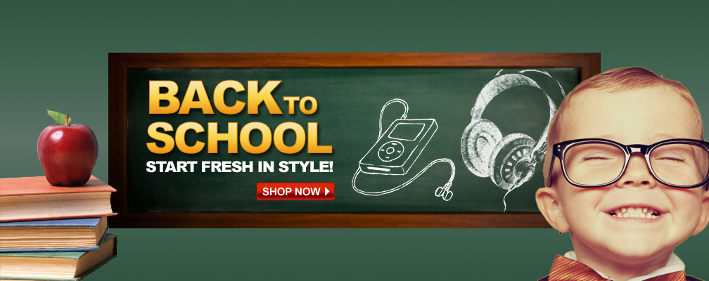 GearclubDirect Back to School Sales Special
