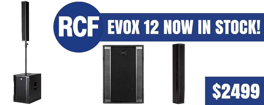 Evox 12