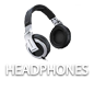 Studio and DJ Headphones at GearclubDirect
